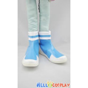 Powerpuff Girls Z Cosplay Bubbles Shoes
