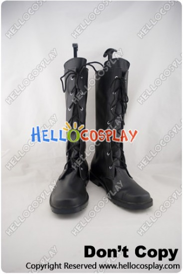 Kateyo Hitman Reborn Cosplay Shoes Colonnello Boots