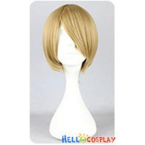 Gin Tama Sougo Okita Cosplay Wig