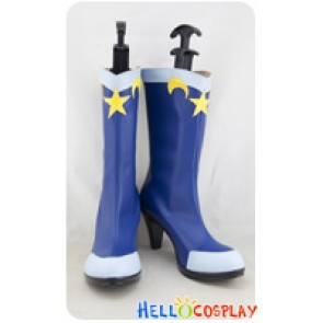Love Live School Idol Project Field Of View Cosplay Shoes Eli Ayase Boots