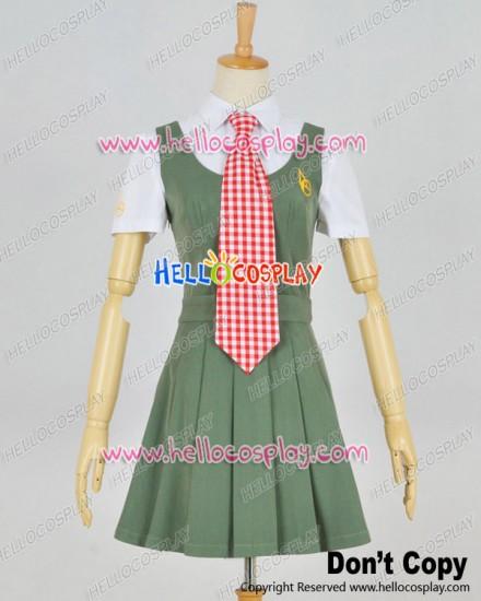 Super Danganronpa 2 Dangan Ronpa Cosplay Mahiru Koizum Uniform Costume