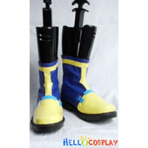 Chinese Paladin 4 Plus Cosplay Mengli Liu Boots
