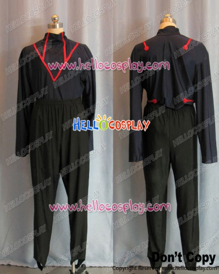 Fullmetal Alchemist Cosplay Greed Uniform Costume