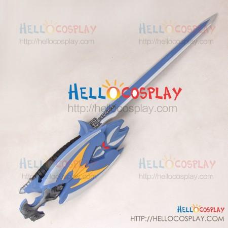 Kamen Rider Ryuki Cosplay Ren Akiyama Sword