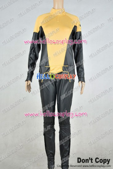 Deadpool X Men Negasonic Teenage Warhead Cosplay Costume