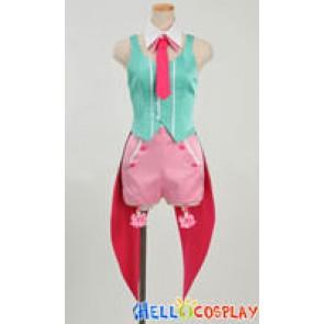 Macross Frontier The Wings of Goodbye Cosplay Ranka Lee Costume