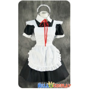 Maid Dress Cosplay Sweet Maid Girl Dress Costume