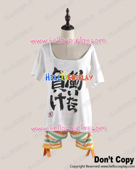 The Idolmaster Cosplay Futaba Anzu Plain Costume