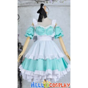 Vocaloid Cosplay GUMI Eat Me Dress Costume