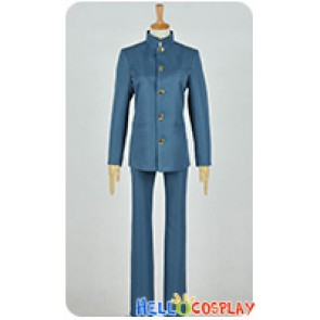 Magic Kaito Cosplay Phantom Thief Kid Kaito Kuroba Costume School Boy Uniform