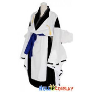 Inu x Boku SS Cosplay Miketsukami Soushi Costume Kimono