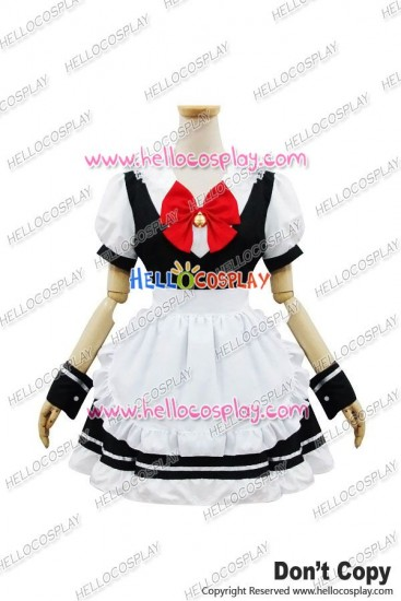 Lolita Cosplay Bell Cute Sweet Maid Dress