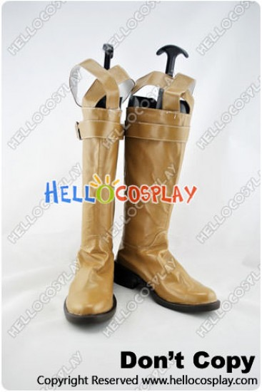 Tiger And Bunny Cosplay Shoes Karina Lyle Boots