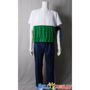 One Piece Cosplay Roronoa Zoro Costume