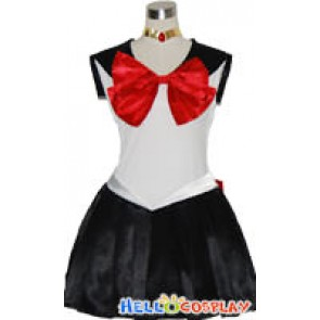 Sailor Moon Black Moon Clan Cosplay Costume Dress
