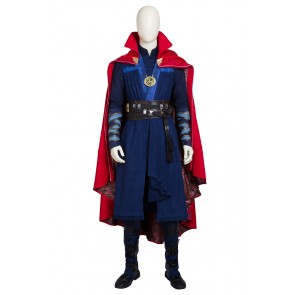 Doctor Strange Stephen Strange Cosplay Costume Outfits