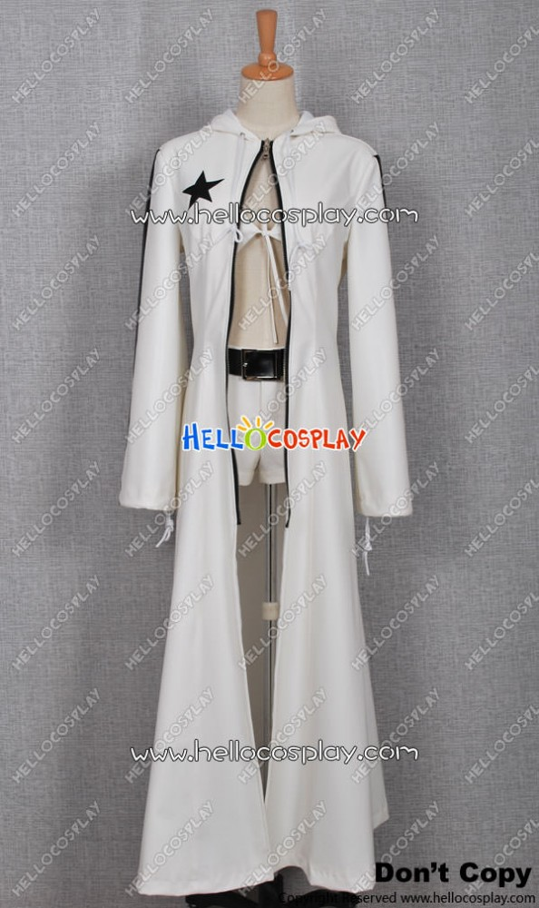 Kaito From Vocaloid 2 Black Rock Shooter Cosplay Wig 32cm