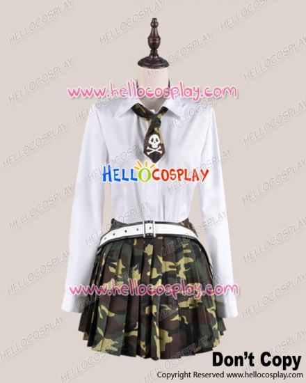 Btooom Cosplay Himiko Hemilia Uniform Costume Winter Ver
