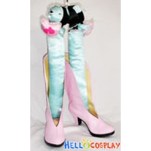 Code Geass Cosplay Nunnally Lamperouge Boots