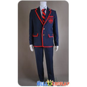 Glee Cosplay Blaine Anderson Costume Uniform