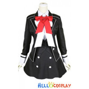 Diabolik Lovers Cosplay Komori Yui Costume Girl Uniform