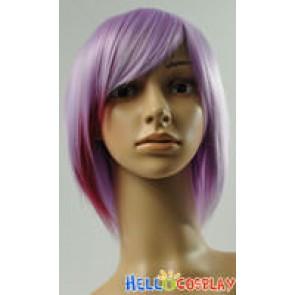 Hagane Vocaloid Meiko Sakine Cosplay Wig