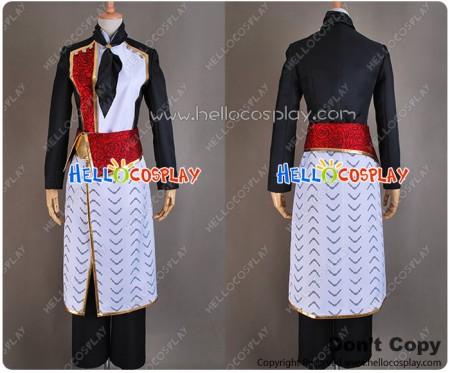 Amnesia Cosplay Shin Kent Work Costume