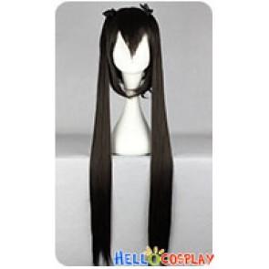 K On Azusa Nakano Cosplay Wig