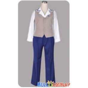 Primo Passo Kiniro No Corda 3 Cosplay Kisaragi Ritsu Costume Boy Uniform