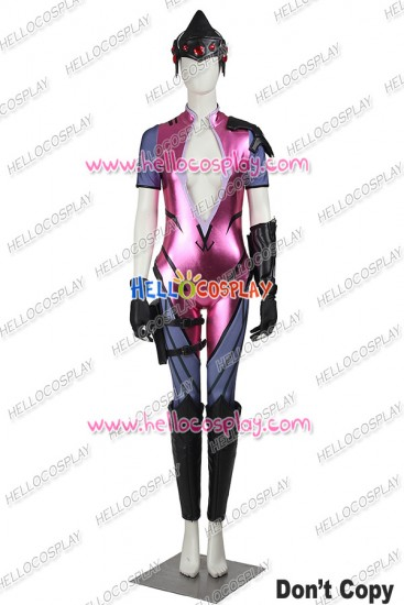 Overwatch Widowmaker Cosplay Costume Uniform