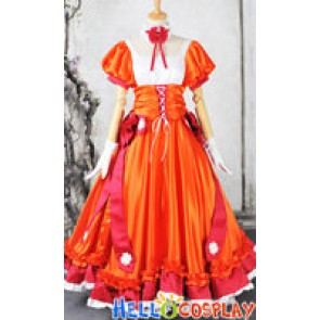 Problem Children Are Coming From Another World Kudou Asuka Dress Cosplay Costume