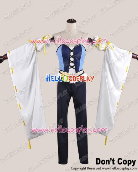Brave Ten Cosplay Anastasia Wide Sleeves Costume