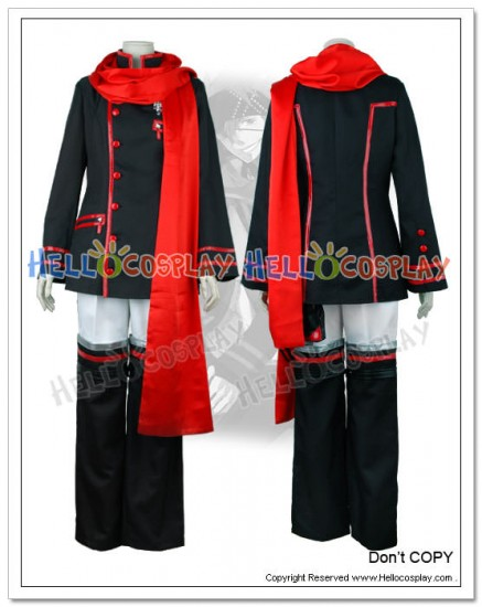 D.Gray Man Rabi Cosplay Costume New