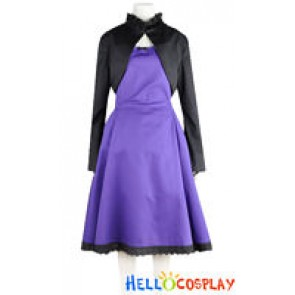 Darker Than Black Cosplay Yin Costume