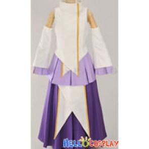 Gundam Seed Cosplay Lacus Clyne Costume