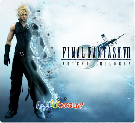 Final Fantasy VII Cosplay Cloud Strife Costume