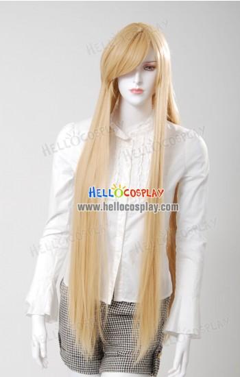 Cosplay Blonde Long Wig