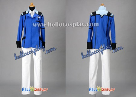 Mobile Suit Gundam 00 Cosplay Union's Army Uniform
