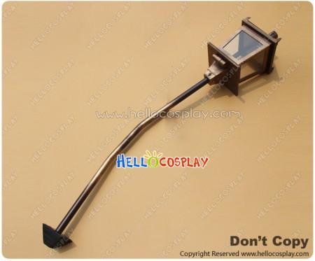 League Of Legends LOL Cosplay Weapon Master Jax Streetlight Stick Prop