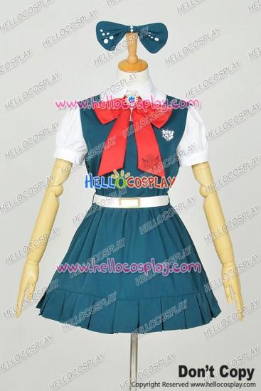 Danganronpa 2: Goodbye Despair Cosplay Sonia Nevermind Dress Costume