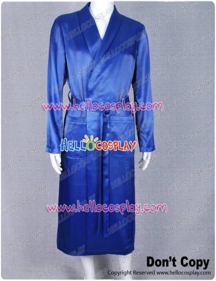 Sherlock Holmes BBC Sherlock Holmes Blue Robe Costume