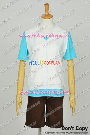 Kagerou Project Cosplay Mekakushi Dan 8th Member Hibiya Amamiya Costume