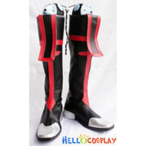 BlazBlue Cosplay Noel Vermillion Boots