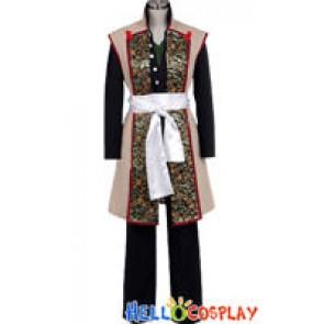Hakuouki Shinsengumi Kitan Okita Soji Cosplay Costume
