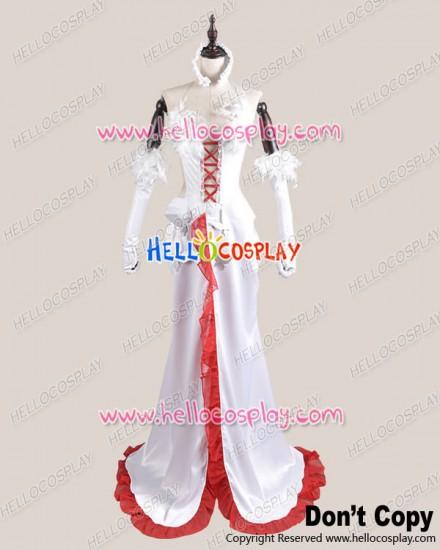 Accel World Cosplay Kuroyukihime Black Snow Princess Lotus Costume Special Ver