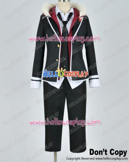 Diabolik Lovers Cosplay Laito Sakamaki Uniform Costume