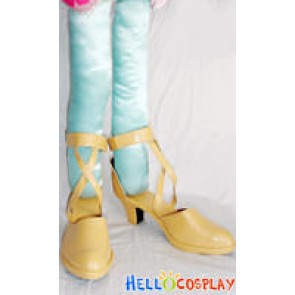 Saint Seiya Cosplay Shaina Shoes