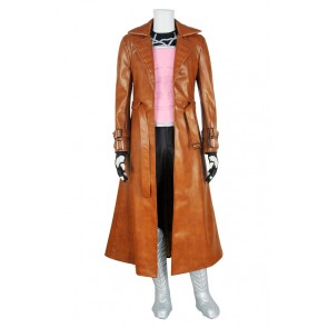 X Men Apocalypse Gambit Cosplay Costume New