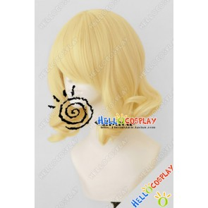 Touhou Project Cosplay Alice Wig
