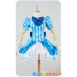 Vocaloid Hatsune Miku Project Diva 2 Cosplay Miss Germany Megurine Luka Dress Costume